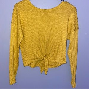 Caution to the Wind Sweater